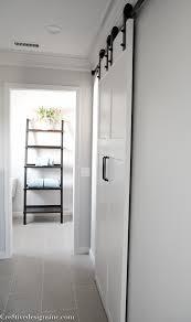 closet bathroom design. Barn Doors As Closet Bathroom Design A