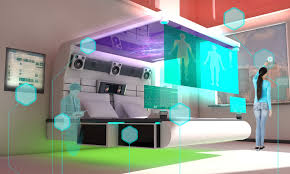 the future of furniture. Bedroom Of The Future Designed By Sleep Council Furniture M