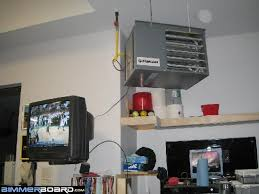 garage heater natural gas heater