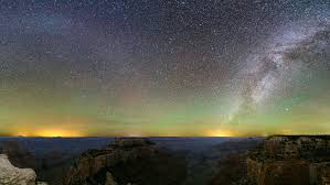 Fight Light Pollution Light Pollution Masks The Milky Way For A Third Of The
