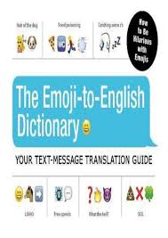 Pdf Download The Emoji To English Dictionary Your Text
