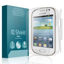 IQ Shield Matte - Samsung Galaxy Fame S6810