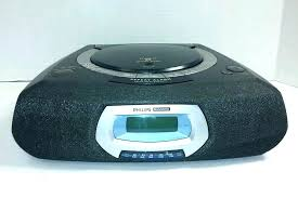 nature sounds radios clock radio alarm with player and am station