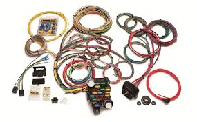painless performance 28 circuit universal muscle car harnesses universal wiring harness hot rod at Universal Gm Wiring Harness