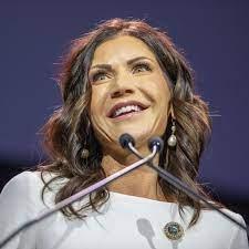 Super-Patriot Kristi Noem 'Really Hates ...
