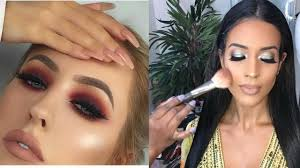 simple glam makeup tutorial for beginners everyday glam makeup 9
