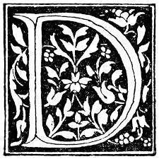Decorative Letters Clipart Etc Decorative Letters Clipartfest Clipart Decorative