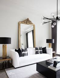 Black White Gold Interior Design Exciting Modern Living Room Ideas Black And White Interior