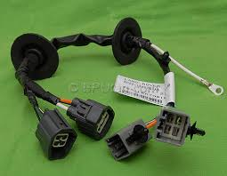 land rover lr3 tow hitch trailer wiring wire harness electric land rover lr3 genuine trailer wiring harness