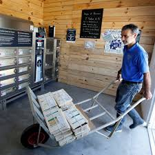 Oyster Vending Machine Enchanting France Now Has Oyster Vending Machines