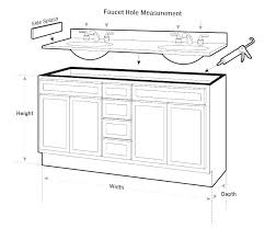 bathroom cabinet height cabinet height above sink bathroom cabinet height vessel sink cabinet height above sink