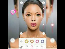 how to edit pic on pretty makeup photo editor with magic makeover editing app