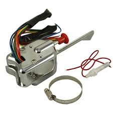 turn signal wiring promotion shop for promotional turn signal universal street hot rod turn signal chrome switch 7 wires and a wiring diagram for ford buick