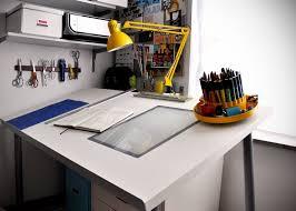 Make a DIY Drafting Table from an IKEA Desktop - IKEA Hackers - IKEA Hackers