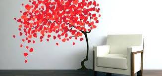 wall design ideas with paper how to decorate walls art for home decoration craft de