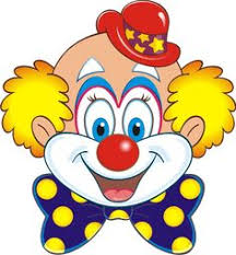 Výsledek obrázku pro klaun animace