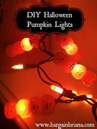diy halloween lighting. Dollar Store DIY: Pumpkin Lights Diy Halloween Lighting A