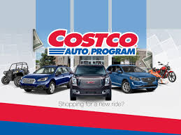 costco may be able to help you find that new ride without giving you a