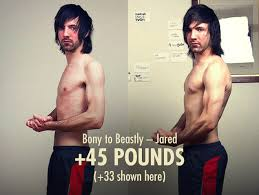 build muscle for skinny guys