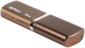 Купить <b>USB</b>-<b>накопитель Silicon Power LuxMini</b> 720 16GB Bronze ...