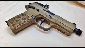 Fn five seven strip and assemble