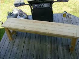 ... Gorgeous Ideas In Building A Wooden Bench For Home Decoration : Top  Notch Design Ideas In ...