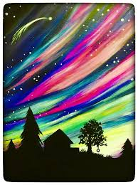 beginner painting projects best 25 beginner painting ideas on sunset drawing ideas