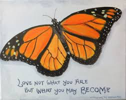 Monarch Butterfly Butterfly Print Bobbi Becker Quotes About Life
