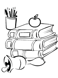 back to school coloring page back to school coloring page school supplies coloring pages back first