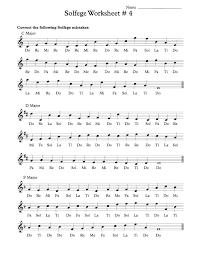 Music Activity Worksheets Full Size Of Interval Worksheet