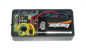 i need a circuit for rc car transmitter and reciever here is the front view of the remote control and the receiver on the proto board in the background i installed an off switch into the remote