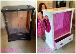 kids dress up clothing storage 5 drawer dresser turned into fun childrens furniture paint bedroom furniture makeover image14