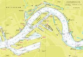 18096a Rotterdam Centrum Marine Chart Nl_18096a