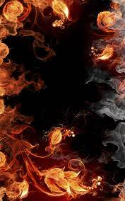 3D fire iphone 6 Wallpapers