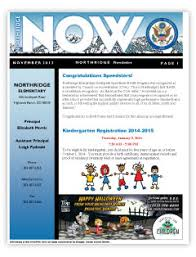 sample company newsletter the school communications company creating valuable