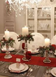christmas table dressing ideas. Nice 47 Easy And Simple Christmas Table Centerpieces Ideas For Your Dining Room Https:/ Dressing