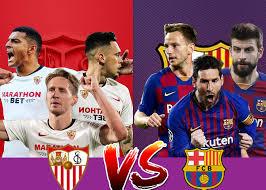 La liga kickoff time : Sevilla Fc Vs Fc Barcelona June 19 2020 Match Time Goals Where To Watch Highlights Sports