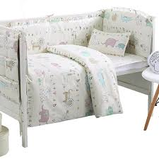baby new cot bedding bale 4 piece