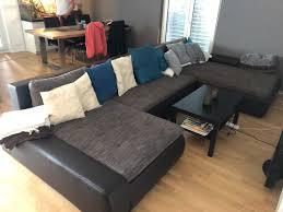 Sofa Wohnlandschaft L Oder U Form Möbel Gratis Zu