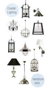 styles of lighting. Perfect Lighting Coastal Lighting  Hamptons Style Intended Styles Of