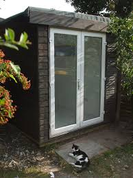 build a garden office. Garden House Build A Office