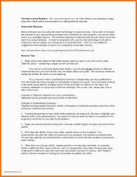 Letter Of Recommendation Mechanic 9 Formatting A Letter Of Recommendation Resume Samples