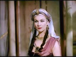 Image result for caesar and cleopatra 1945 vivien leigh