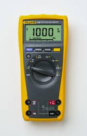 multimeter met temperatuur