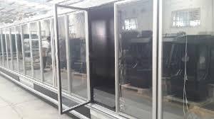 anti condensation glass door for supermarket refrigerator anti condensation glass door for supermarket refrigerator