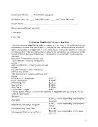 House Contract Form Home Purchase Agreement Template Sale Sample Stock House