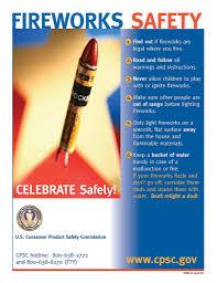 fire works safety fireworks safety cpsc gov