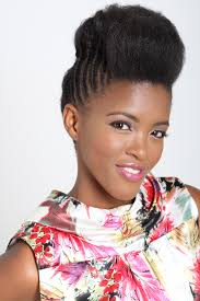 Africa Hair Style precious kofi natural hair style icon black girl with long hair 4546 by wearticles.com