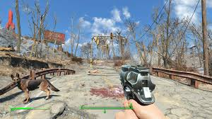 Fallout 4 Gameplay vs Modded Screenshot ...