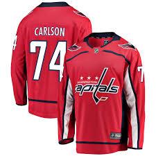 Washington John Carlson Jersey Capitals